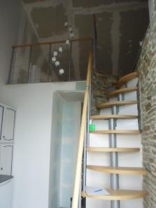 Renovation petite maison d'habitation - Architechniques - architecte Tours (1)