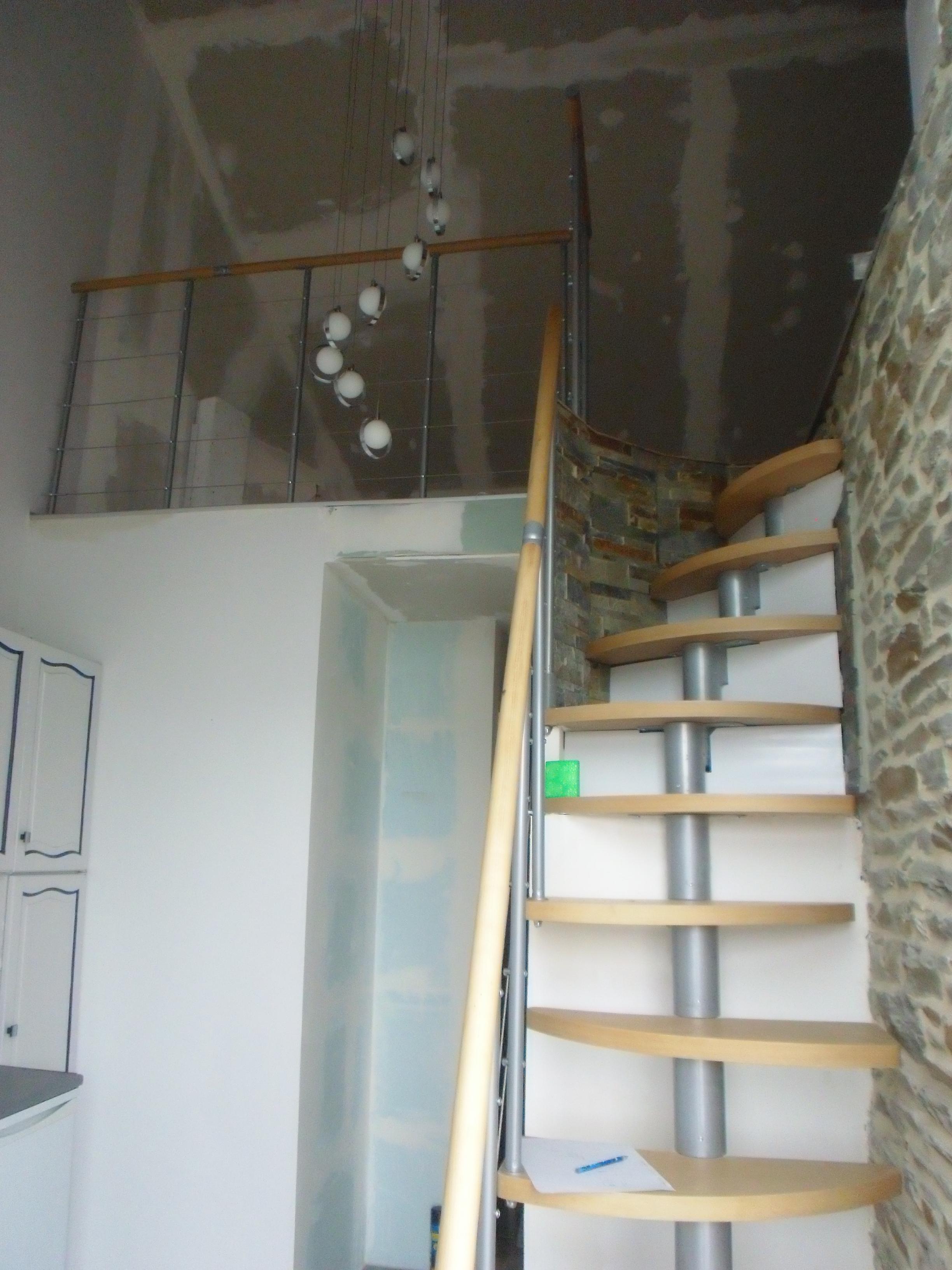 Architechniques christ le brier r novation d 39 une petite maison au bord - Renovation petite maison ...