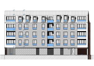 Chatillon facades rue 2