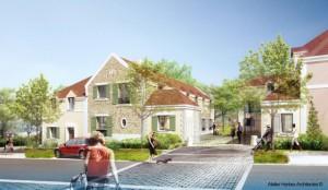 Fourqueux Coeur village 1