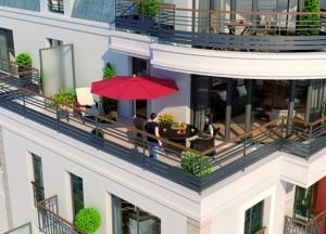 Puteaux terrasse 3