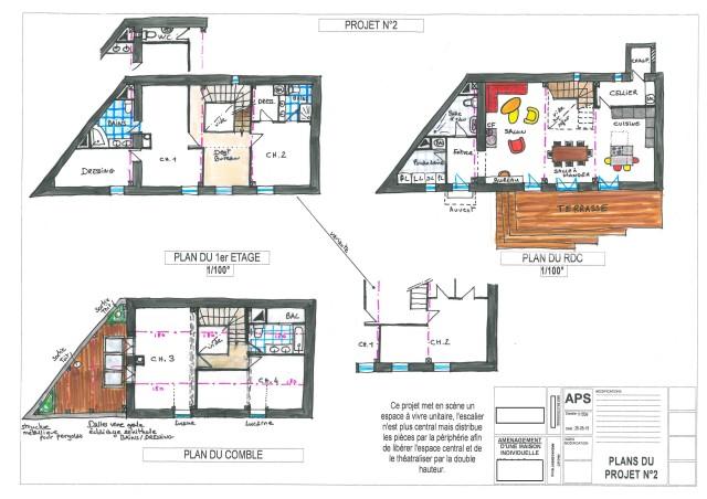 plan rnovation maison beautiful renovation mouvaux projet en cours u with plan rnovation maison. Black Bedroom Furniture Sets. Home Design Ideas