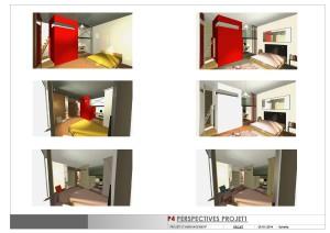 I6 Dossier Espace chambre Tours 6