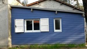 Veigné extension ossature bois aménagement intérieur et comble Architecte Tours 37 (4)